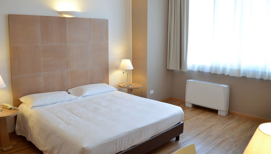 Camera Matrimoniale Standard - Hotel Oro Blu Milano