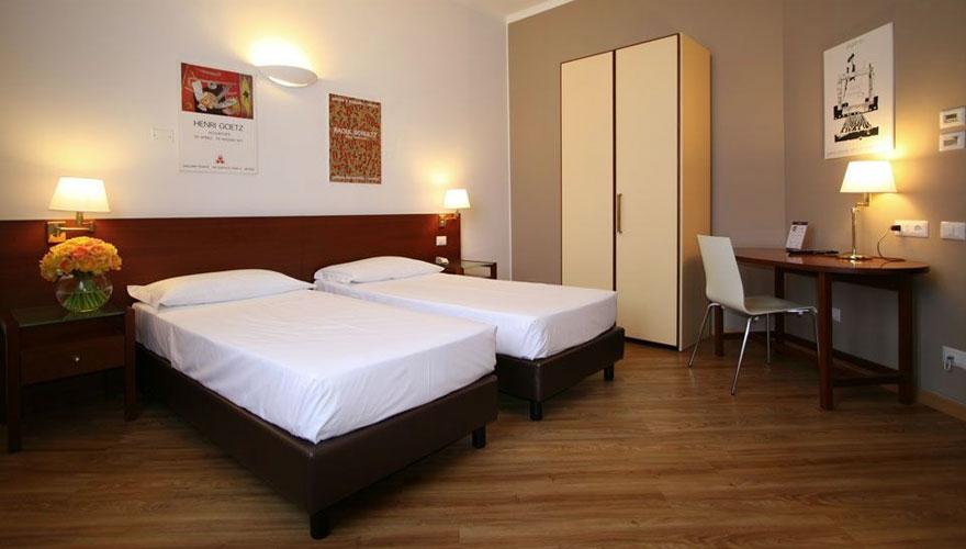 Camera Doppia Standard - Hotel Oro Blu Milano
